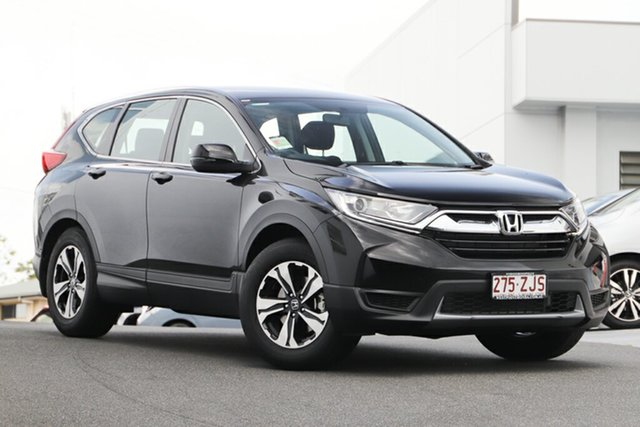 Demonstrator, Demo, Near New Honda CR-V Vi FWD, Indooroopilly, 2019 Honda CR-V Vi FWD Wagon