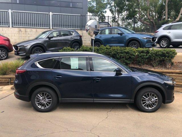 Demonstrator, Demo, Near New Mazda CX-8 Sport SKYACTIV-Drive i-ACTIV AWD, Toowoomba, 2018 Mazda CX-8 Sport SKYACTIV-Drive i-ACTIV AWD Wagon