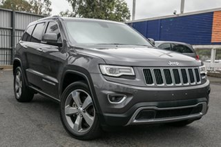 Used Jeep Grand Cherokee Limited, Oakleigh, 2015 Jeep Grand Cherokee Limited WK MY15 Wagon