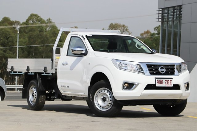 Demonstrator, Demo, Near New Nissan Navara RX 4x2, Indooroopilly, 2019 Nissan Navara RX 4x2 Cab Chassis