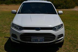 2011 Ford Territory TX (4x4) Wagon.