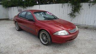2000 Ford Falcon Forte Sedan.