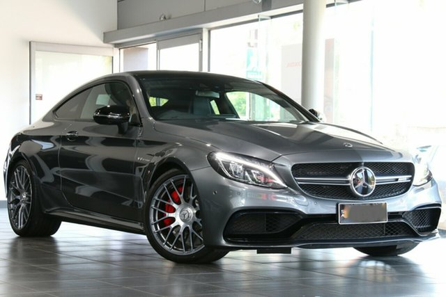 Used Mercedes-Benz C-Class C63 AMG SPEEDSHIFT MCT S, Modbury, 2017 Mercedes-Benz C-Class C63 AMG SPEEDSHIFT MCT S Coupe