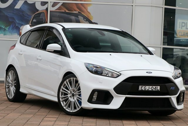 Discounted Used Ford Focus RS AWD, Warwick Farm, 2017 Ford Focus RS AWD Hatchback