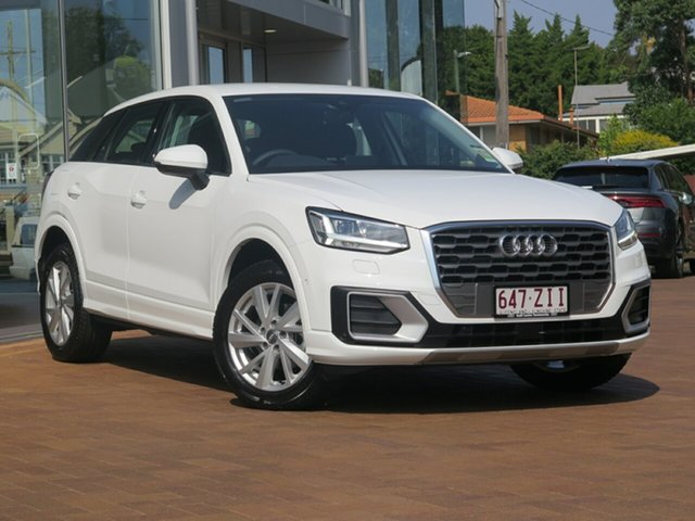 Demonstrator, Demo, Near New Audi Q2 35 TFSI S Tronic design, Toowoomba, 2019 Audi Q2 35 TFSI S Tronic design Wagon
