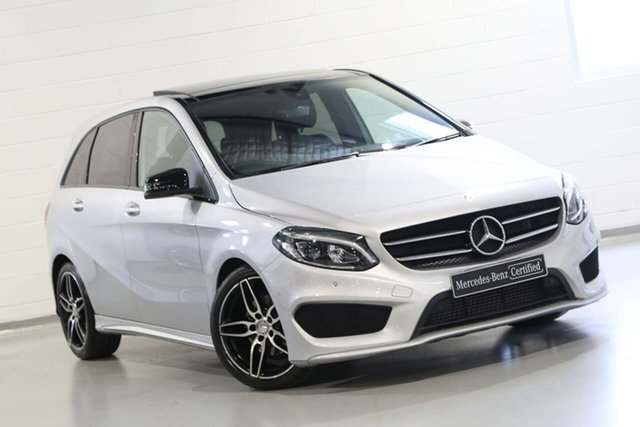 Used Mercedes-Benz B-Class B200 DCT, Chatswood, 2016 Mercedes-Benz B-Class B200 DCT Hatchback