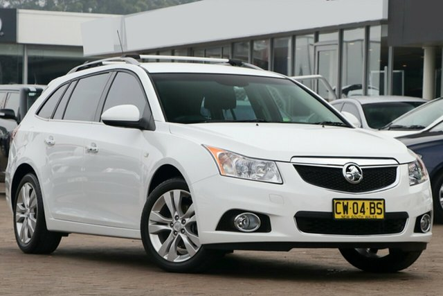 Discounted Used Holden Cruze CDX Sportwagon, Narellan, 2014 Holden Cruze CDX Sportwagon Wagon