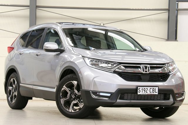 Demonstrator, Demo, Near New Honda CR-V VTi-LX 4WD, Modbury, 2019 Honda CR-V VTi-LX 4WD Wagon