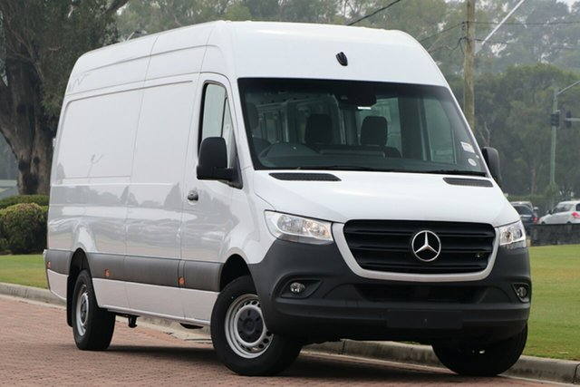 Discounted New Mercedes-Benz Sprinter 414CDI High Roof LWB 7G-Tronic + RWD, Narellan, 2019 Mercedes-Benz Sprinter 414CDI High Roof LWB 7G-Tronic + RWD Van