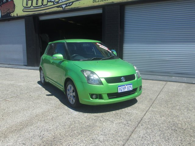 Used Suzuki Swift Sport, O'Connor, 2010 Suzuki Swift Sport Hatchback