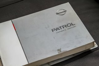 2006 Nissan Patrol ST Wagon.