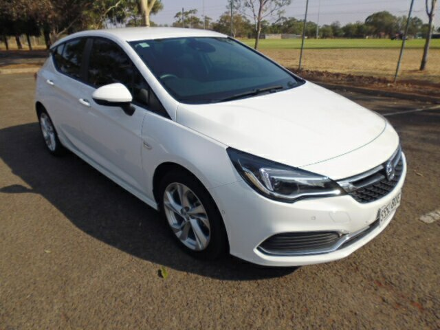 Used Holden Astra RS, Modbury, 2018 Holden Astra RS Hatchback