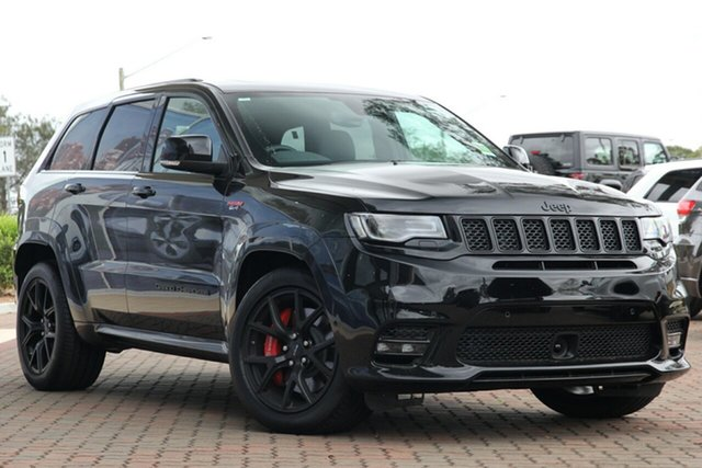 Discounted Demonstrator, Demo, Near New Jeep Grand Cherokee SRT, Narellan, 2019 Jeep Grand Cherokee SRT Wagon