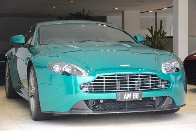 Used Aston Martin V8 Vantage S, Narellan, 2011 Aston Martin V8 Vantage S Coupe