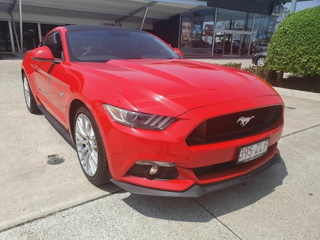 Discounted Used Ford Mustang GT Fastback, Yamanto, 2016 Ford Mustang GT Fastback Fastback