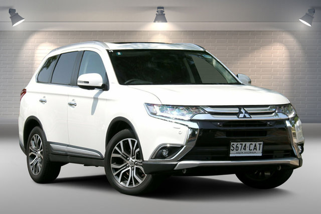 Used Mitsubishi Outlander Exceed AWD, Nailsworth, 2018 Mitsubishi Outlander Exceed AWD Wagon