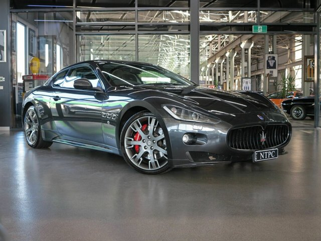 Used Maserati Granturismo Sport MC-Shift MC, North Melbourne, 2013 Maserati Granturismo Sport MC-Shift MC Coupe