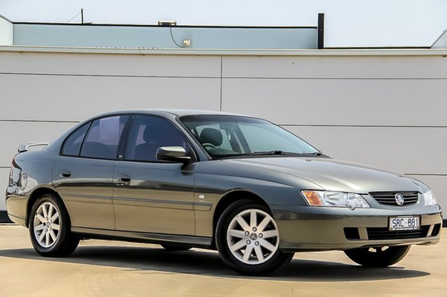 Discounted Used Holden Commodore 25th Anniversary, Pakenham, 2004 Holden Commodore 25th Anniversary Sedan