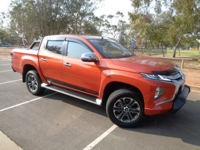 Demonstrator, Demo, Near New Mitsubishi Triton Toby Price Edition Double Cab, Nailsworth, 2019 Mitsubishi Triton Toby Price Edition Double Cab Utility