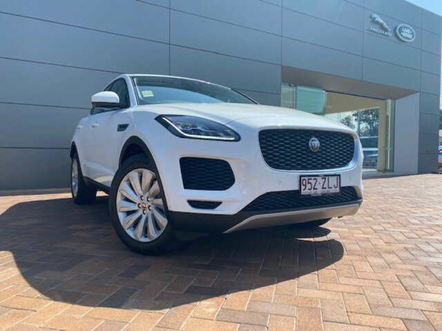 Demonstrator, Demo, Near New Jaguar E-PACE P250 AWD SE, Toowoomba, 2019 Jaguar E-PACE P250 AWD SE Wagon