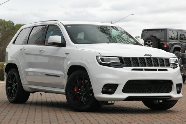Discounted New Jeep Grand Cherokee SRT, Narellan, 2019 Jeep Grand Cherokee SRT SUV