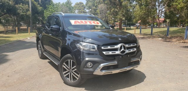 Used Mercedes-Benz X-Class X250d 4MATIC Pure, Cranbourne, 2017 Mercedes-Benz X-Class X250d 4MATIC Pure Utility