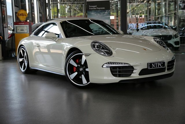 Used Porsche 911 Carrera PDK 50th Anniversary, North Melbourne, 2014 Porsche 911 Carrera PDK 50th Anniversary Coupe