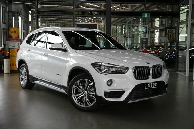 Used BMW X1 xDrive20d Steptronic AWD, North Melbourne, 2016 BMW X1 xDrive20d Steptronic AWD Wagon