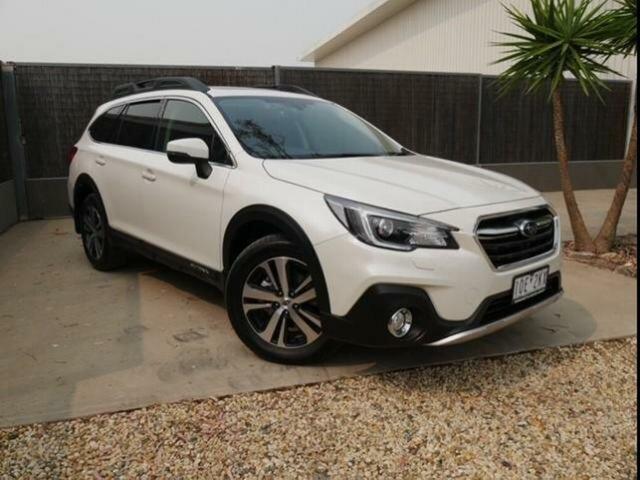 Used Subaru Outback 2.0D Premium, Wangaratta, 2018 Subaru Outback 2.0D Premium Wagon