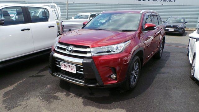 Used Toyota Kluger GXL AWD, Morayfield, 2017 Toyota Kluger GXL AWD Wagon