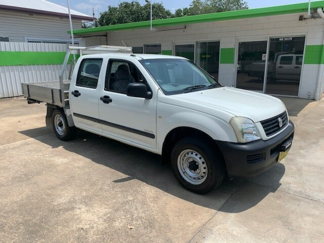 Used Holden Rodeo TURBO DIESEL TRAYBACK, Casino, 2006 Holden Rodeo TURBO DIESEL TRAYBACK Dual Cab