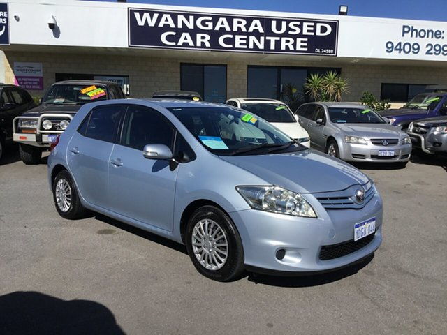 Used Toyota Corolla Ascent, Wangara, 2009 Toyota Corolla Ascent Hatchback