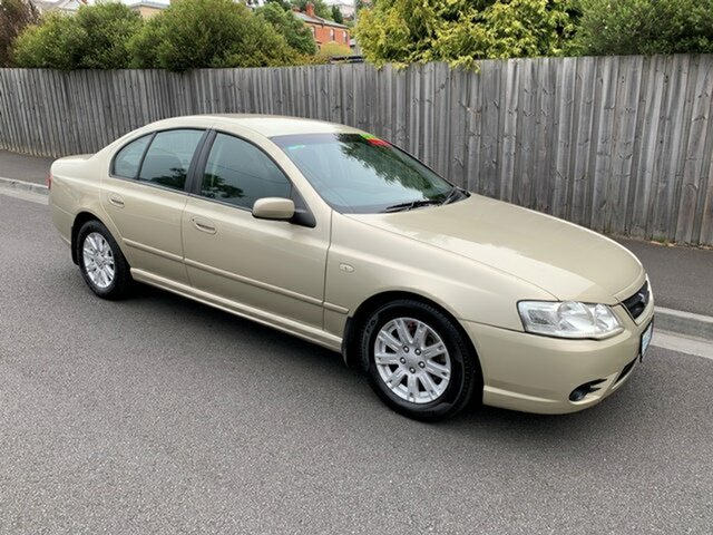 Used Ford Falcon Futura, North Hobart, 2007 Ford Falcon Futura Sedan