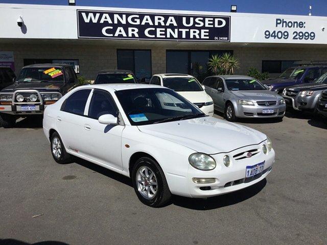 Used Kia Mentor GLX, Wangara, 2000 Kia Mentor GLX Sedan