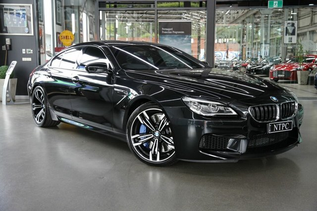 Used BMW M6 Gran Coupe M-DCT, North Melbourne, 2018 BMW M6 Gran Coupe M-DCT Sedan