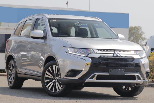 Used Mitsubishi Outlander ES 2WD, Toowong, 2018 Mitsubishi Outlander ES 2WD Wagon