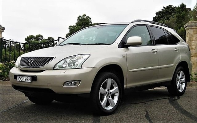Used Lexus RX RX330 Sports Luxury, Enfield, 2005 Lexus RX RX330 Sports Luxury Wagon
