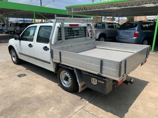 2006 Holden Rodeo TURBO DIESEL TRAYBACK Dual Cab.