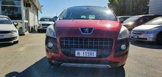 2012 Peugeot 3008 Allure 2.0 HDi Wagon.