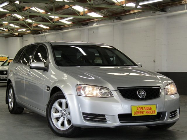 Used Holden Commodore Omega Sportwagon, Enfield, 2011 Holden Commodore Omega Sportwagon Wagon