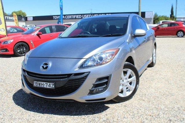 Used Mazda 3 Maxx Sport, Bathurst, 2010 Mazda 3 Maxx Sport Sedan