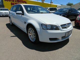 2009 Holden Commodore Intenational Wagon.