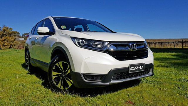 Demonstrator, Demo, Near New Honda CR-V Vi FWD, Tanunda, 2019 Honda CR-V Vi FWD Wagon