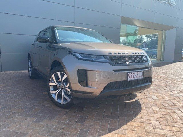 Discounted Demonstrator, Demo, Near New Land Rover Range Rover Evoque P250 SE, Toowoomba, 2019 Land Rover Range Rover Evoque P250 SE Wagon