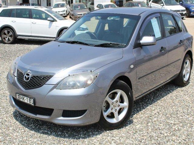 Used Mazda 3 Neo, Bathurst, 2004 Mazda 3 Neo Hatchback