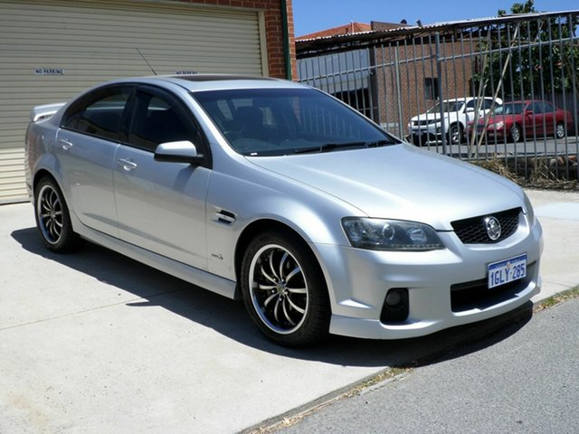 Used Holden Commodore SV6, Mount Lawley, 2011 Holden Commodore SV6 Sedan