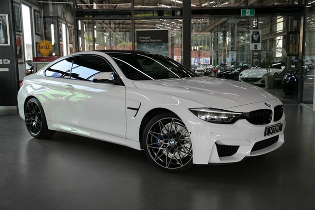 Used BMW M4 Competition M-DCT, North Melbourne, 2019 BMW M4 Competition M-DCT Coupe