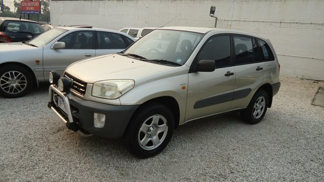 Used Toyota RAV4 Edge, Seaford, 2002 Toyota RAV4 Edge Wagon