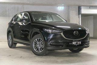 Demonstrator, Demo, Near New Mazda CX-5 Maxx Sport (4x2), Mulgrave, 2019 Mazda CX-5 Maxx Sport (4x2) MY19 (KF Series 2) Wagon