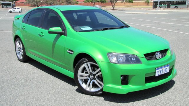 Used Holden Commodore SV6, Maddington, 2008 Holden Commodore SV6 Sedan